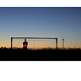 Soccer, Goal keeper, Gate