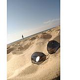 Beach, Sand, Sunglasses