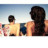 Couple, Holiday & Travel, Summer, Suns