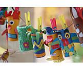 Handicrafts, Toy, Crafts