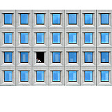 Architecture, Solitude & Loneliness, Relaxation & Recreation, Window, Lunch Break