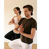 Wellness & Relax, Yoga, Vrksasana