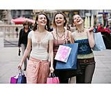 Mutter, Einkauf & Shopping, Tochter, Einkaufsbummel