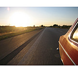 Car, Street, Driving, Road
