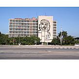Havana, Che guevara, Mural
