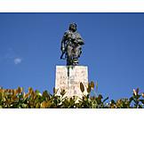 Memorial, Che guevara, Santa clara, Monument che guevara monument