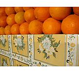 Orange, Tablecloth