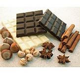 Chocolate, Cinnamon stick