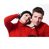 30-45 Years, Couple, Listen