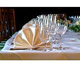 Celebration & party, Place setting, Banquet