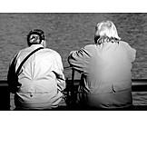 über 60 Jahre, Senior, Pensionierung