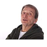 45-60 Years, Man, Earring