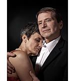 45-60 Years, Senior, Senior, Couple, Togetherness