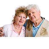 Over 60 Years, Senior, Happy, Couple