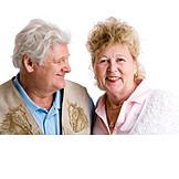 über 60 Jahre, Senior, Ehepaar