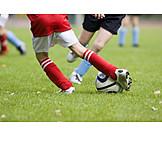 Soccer, Dribbling, Soccer player, Duel