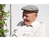 Over 60 Years, Man, Senior