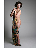 Woman, 30-45 Years, Naked