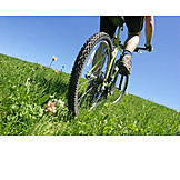 Sport & Fitness, Mountainbike, Radfahren