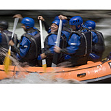 Extreme Sports, Water Sport, Rafting