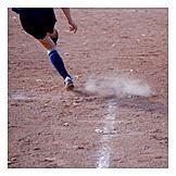 Soccer, Soccer player, Corner kick
