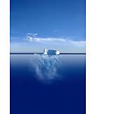 Antarctica, Iceberg, Global warming