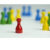 Individualität & Einzigartigkeit, Spielfigur, Außenseiter