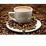 Coffee, Espresso, Coffee bean