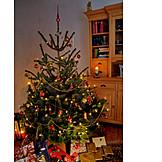 Christmas eve, Christmas eve, Christmas tree