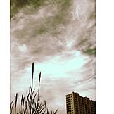 Skyscraper, Tristesse, Trist