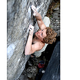 Extreme Sports, Climbing, Abyss, Sport Climbing