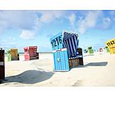 Beach, Beach chair