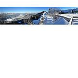 European alps, Cable car, Kreuzeck