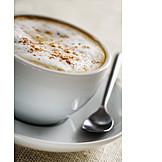 Coffee, Coffee cup, Cappuccino