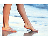 Wellness & Relax, Beach, Barefoot