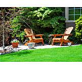 Garden, Garden furniture