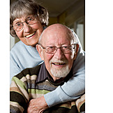 Over 60 Years, Senior, Togetherness, Couple
