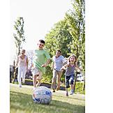 Spaß & Vergnügen, Fußball, Familie