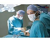 Hospital, Nurse, Surgeon, Surgery