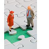 Soziales, Figur, Partnersuche