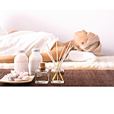 Relaxation, Aromatherapy, Relaxation room