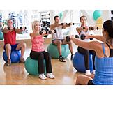 Sport & Fitness, Workout, Hanteltraining