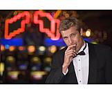 Man, Indulgence & Consumption, Cigar
