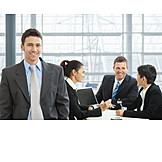 Business, Meeting, Businessman