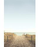 Footpath, Dune
