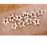 Christmas cookies, Merry christmas