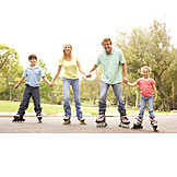 Family, Inline skating