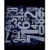 Figures, Typography