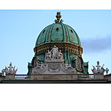 Vienna, Hofburg, Michaelertrakt