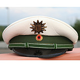 Police, Service clothing, Police cap
